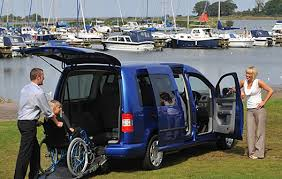 Simple, Safe and Secure Transportation with Wheelchair Accessible Vehicles