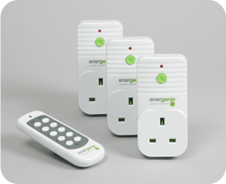 Switching to Energy Saving Products Including Remote Controlled Sockets