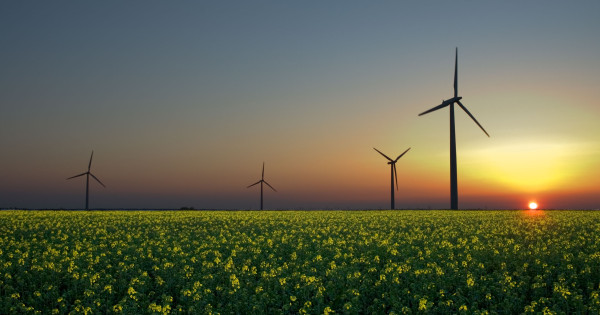 Is investment in clean energy the way forward?