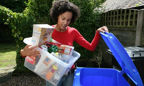 Master Your Household Recyling in 5 Easy Steps