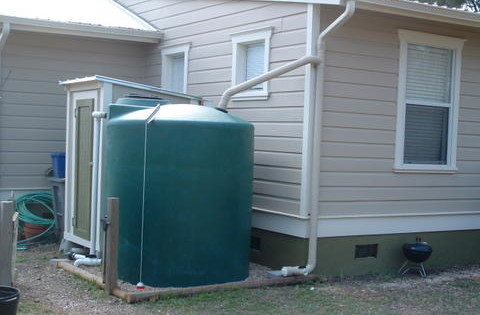 Rainwater harvesting: Benefit the planet and your purse