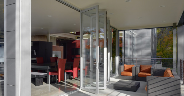 Bi-folding doors: an investment for your business