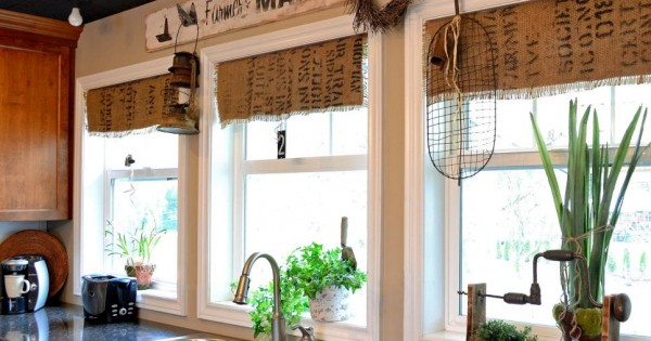Five Cool Window Treatment Ideas That Are Completely Unexpected