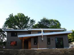 Oregon Home LeapFrogs Competition With 100% Sustainable Wood