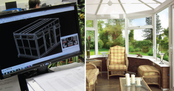 Planning a Conservatory? Make Sure it's a Green One