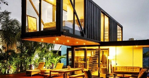 """Wallet- or Environment-Friendly? Container Homes Says, """"Both."""""""