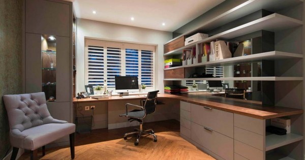 Jazz up your home office with the best architecture – Reap the benefits and convenience