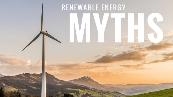 4 energy myths debunked