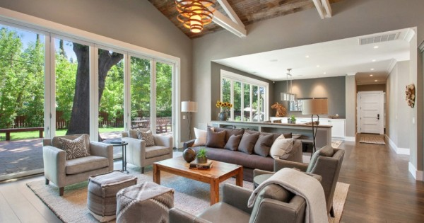 Ways to make your house look elegant when going green