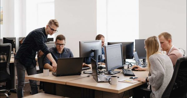 Top Benefits Of Automation In The Workplace